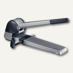 LEITZ Superlocher 5182, bis 250 Blatt, bis DIN A3, silber, 5182-00-84