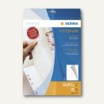 Herma Fotokarton, 230 x 297 mm, 220g/m², weiß, 75 Blatt, 7578