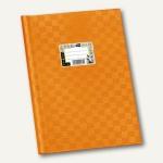 Veloflex Schulhefthülle, DIN A4, PP-Folie, orange, 25 Stück, 1342130