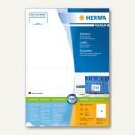 """Herma Etiketten """" Premium"""", 105 x 148 mm, weiß/matt, 800 Stück, 4627"""