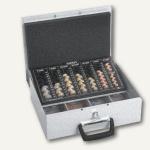 Inkiess Geldkassette PROTECT EU 7, 7 Münz- & 4 Belegfächer, 50007051217999