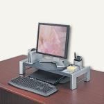 Fellowes Laptopständer Flat Panel, höhenverstellbar, grau/graphit, 8037401