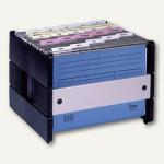 Bene Vetro Mobil Hängebox für 30 Hängemappen, schwarz, 117400