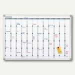 Franken Jahresplaner, 90 x 60 cm, magnetisch, 12 Monate, VO-12