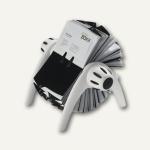 Durable Visitenkarten-Rollkartei VISIFIX FLIP VEGAS, weiß, 2417-02