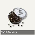 Regur Ösen 5.2 für EP30, für 20 - 30 Blatt, Messing, 1.000 Stück, RÖ-52