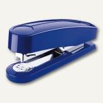 Novus Heftgerät B4, max. 40 Blatt, Einlegetiefe 65 mm, blau, 020-1272