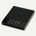 Telefonregister arlac-index, 800 Nummern, 230 x 190 x 35 mm, schwarz, 127.01