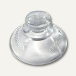 Veloflex Saugnäpfe, für Sichttaschen und Infopocket, 100er Großpackung, 3500100