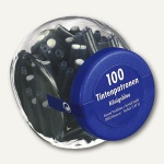 Pelikan Tintenpatronen im Glas blau, 100 Stück, 156372