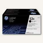 HP Toner schwarz - ca. 7.000 Seiten, Q7553X