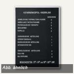 Rillentafel Premium, H 40 x B 30 cm, Hochformat