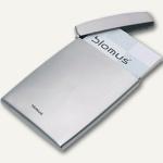Blomus Design-Visitenkartenetui Gents aus Edelstahl zum Aufklappen, 68257
