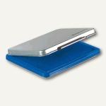 Pelikan Stempelkissen 3, 5 x 7 cm, Metall, blau, 331165