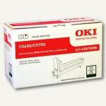 OKI Drum Kit für C5650, ca. 20.000 Seiten, schwarz, 43870008