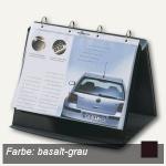Durable Tisch-Flipchart DURASTAR, DIN A4 quer, basalt, 8567-39