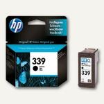 HP Tintenpatrone Nr. 339, schwarz, 21 ml, C8767EE