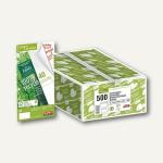 GPV Recycling-Briefumschläge DL, haftklebend, 80g/m², weiß, 500 St., 2821