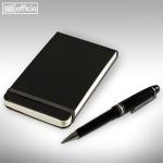 Reporterblock Pocket, 90 x 150mm, 181 nummerierte Seiten, liniert, 327986
