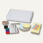 Hebel Moderatoren-Zubehör, Karton, Grundausstattung, farbig sortiert, 6396199