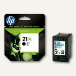 HP Tintenpatrone Nr.21XL, schwarz, C9351CE