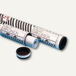 Zeichenpapier Rolle, 750 mm x 20 m, 110-115g/m², satiniert, hochtransparent