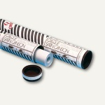 Zeichenpapier Rolle, 900 mm x 20 m, 90-95g/m², satiniert, hochtransparent
