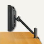 Fellowes Monitorarm Smart Suites, bis 9 kg Tragkraft, schwarz, 8038201