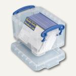 Aufbewahrungsbox 0.3 Liter, 120 x 85 x 65 mm, transparent, 10 Stück, 4802931