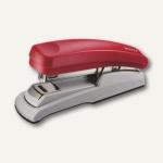 LEITZ Heftgerät 5505 Flat-Clinch, für Klammer 24/6 und 26/6, rot, 55050025