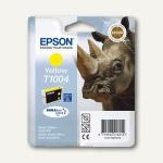 Epson Tintenpatrone T1004, gelb, 11.1 ml, C13T10044010