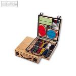 INSZENARIO® SET & Moderation Classic, Holzkoffer 32 x 32 x 9.5 cm, M71003