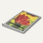 Präsentations-Sichtbuch neutral DIN A4, incl. 10 Hüllen, grau, 20 Stück