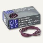 Alco Gummibänder, 100 x 5 mm, 1000g/Karton, 759