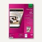 Sigel Fotopapier für Farb-Laser, DIN A3, glossy, 135g/m², 200 Blatt, LP343