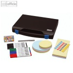 MAUL Moderatorenkoffer, Kunststoff, Grundausstattung, farbig sortiert, 63960-99