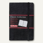Herlitz Notizbuch Classic Collection, DIN A6, 96 Blatt 80g/m², kariert, 10789436