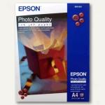 "Epson Fotopapier "" Quality InkJet"", DIN A4, 102 g/m², weiß, 100 Blatt, C13S041061"