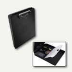 Saunders Klemmbrett Portable Desktop, 250 x 325 mm, schwarz, Kunststoff, 00468