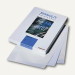 Signolit selbstklebende Kopier-S/W-Laserdruckfolie DIN A4, weiß/opak, 100 Blatt