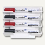 Legamaster Markerhalter, magnethaftend, weiß, 7-1220 00