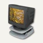 """Fellowes Monitorständer, 38x41x7, 6-11, 4 cm, bis 21"""" Monitore, bis 36 kg, 91456"""
