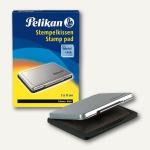Pelikan Stempelkissen 2, 7x11cm, Metall, schwarz, 331777