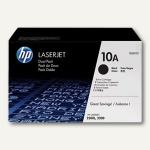 HP Toner Nr. 10A, schwarz für Laserjet 2300 - ca. 6.000 Seiten, Q2610A