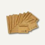 smartboxpro Luftpolstertasche, 370 x 480 mm, weiß, 10 Stück, 317290