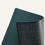 Ecobra Schneidunterlage grün/schwarz, 90 x 60 cm, 709060