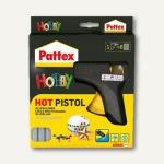 Pattex Hobby Heißklebepistole Starter-Set, 1 Pistole, 6 Patronen, 9H PHHP6