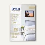 """Epson Fotopapier """" Premium Glossy"""", DIN A4, 255 g/m², 15 Blatt, C13S042155"""