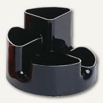 Arlac circle-butler aus der circle-line-Serie, schwarz, 22401