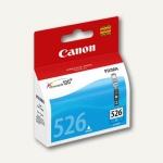 Canon Tintenpatrone CLI-526C für IP 4850, ca. 520 Seiten, cyan, 4541B001